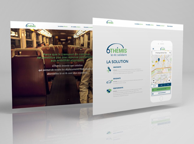 prestation webdesign